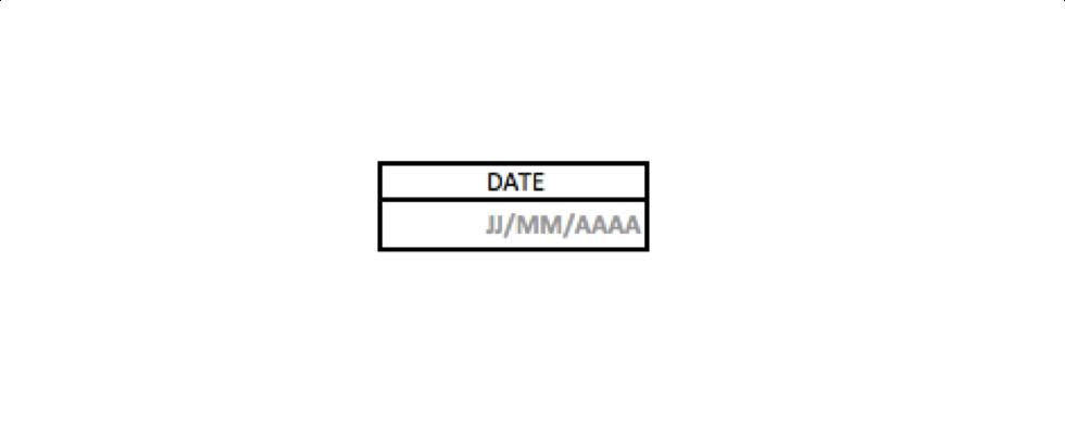 Ajouter une valeur par défaut à une cellule Excel